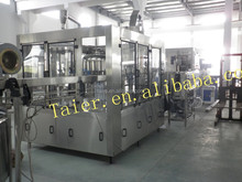 Zhangjiagang 200~2000ml PET Bottle Automatic Rotary Pure Water Filling Machine / Pure Water Production Line