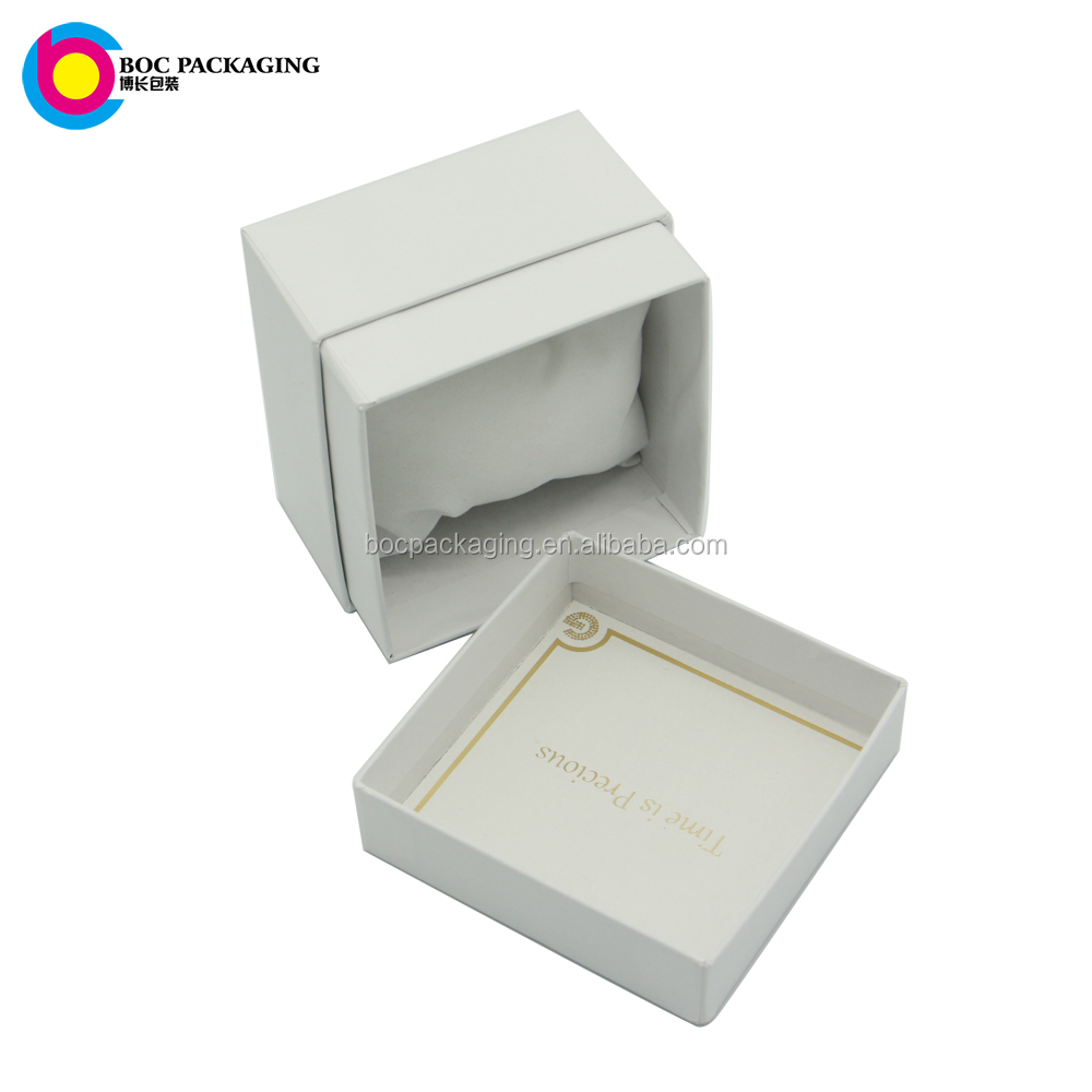 Yiwu competitive price two pieces Jewelry cardboard box