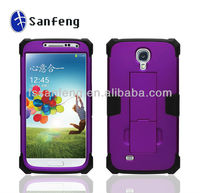 Purple Slim Armor Series Case Cover for Samsung Galaxy S4 I9500