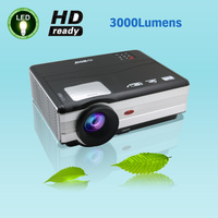 mini multimedia projector ,3d led projector connect mobile phone