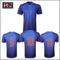 Hot topic never crook customers jersey football model with hign quality