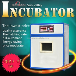 Hot sale High hatching rates industrial incubator/used chicken egg incubator for sale