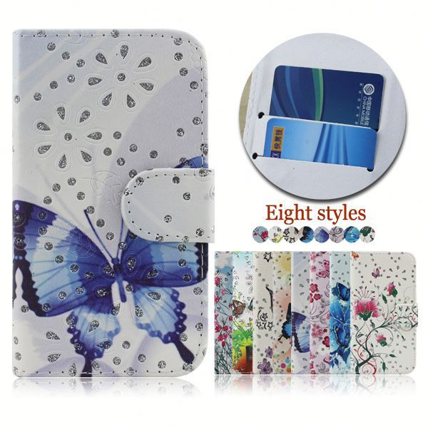 for Acer Liquid Z520 phone case, pu leather flip case for Acer Liquid Z520