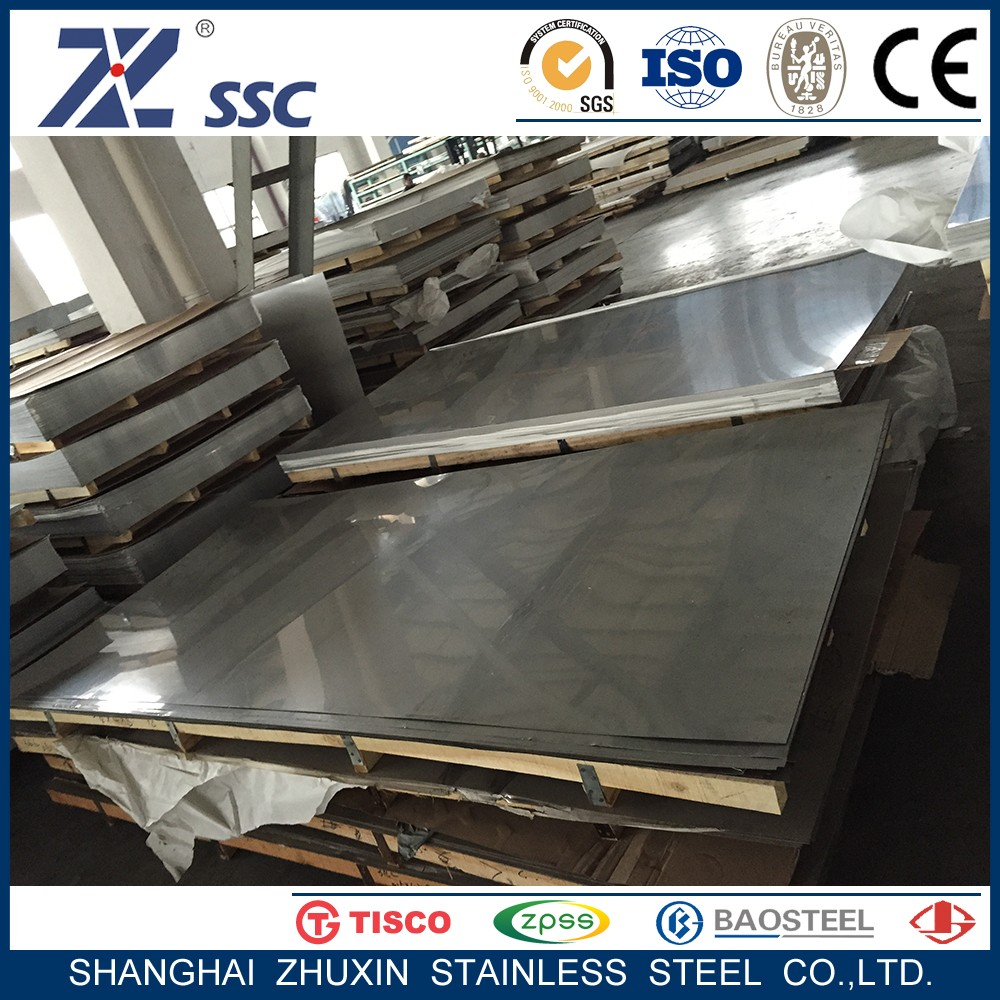 Surface 2B Cold Rolled Stainless Steel 304 Sheet / SS Plate with Low Price