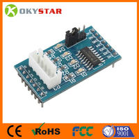 New Blue pcb board uln2003 line stepper motor drive module driver board