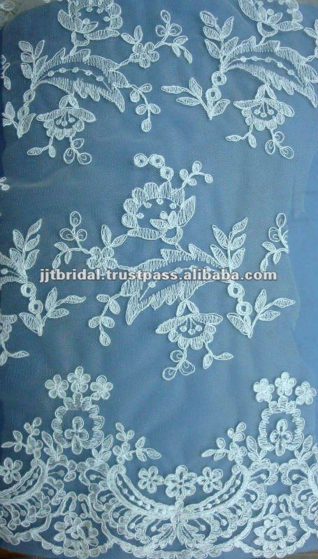 Lace fabric LY8805