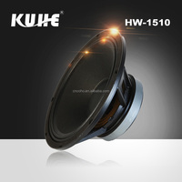 2016 Hot Sale Chinese Factory Black 10 Inch Passive Speaker Subwoofer With Top Quality