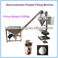 High accurate filling machinery/high quality coffee beans powder filling machine/food packaging machine