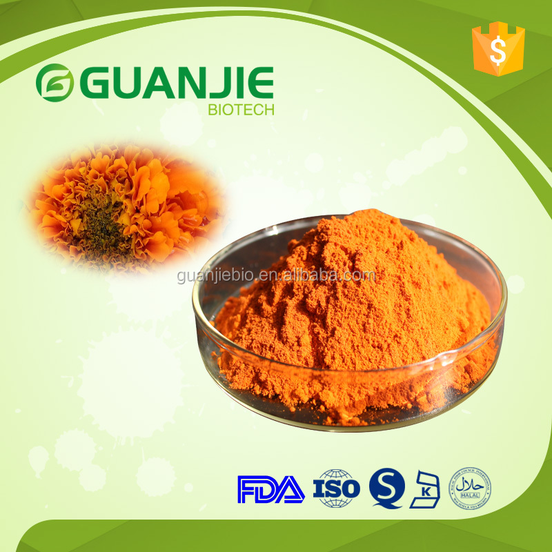 High quality Pure Marigold Extract 5%-98% super lutein
