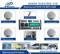 manufacturer boat stereo system