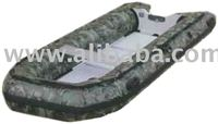 Inflatable boat 380 model for sale brand new