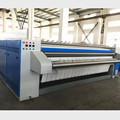3300mm wide bedsheet ironing machine selling