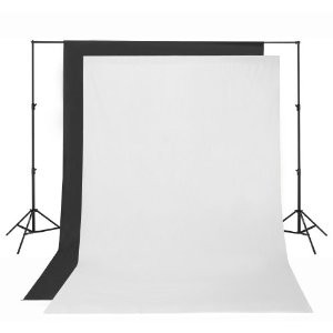Durable photo studio backgrounds for photography equipment studio lighting set