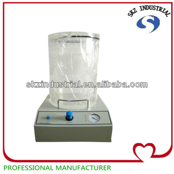 Negative/Positive packaging water leak pressure test