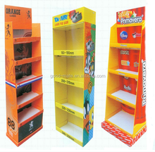 Cardboard Advertising Display Portable Stand for Daily Use Product