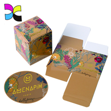 Custom paper luxury perfume boxes wholesale