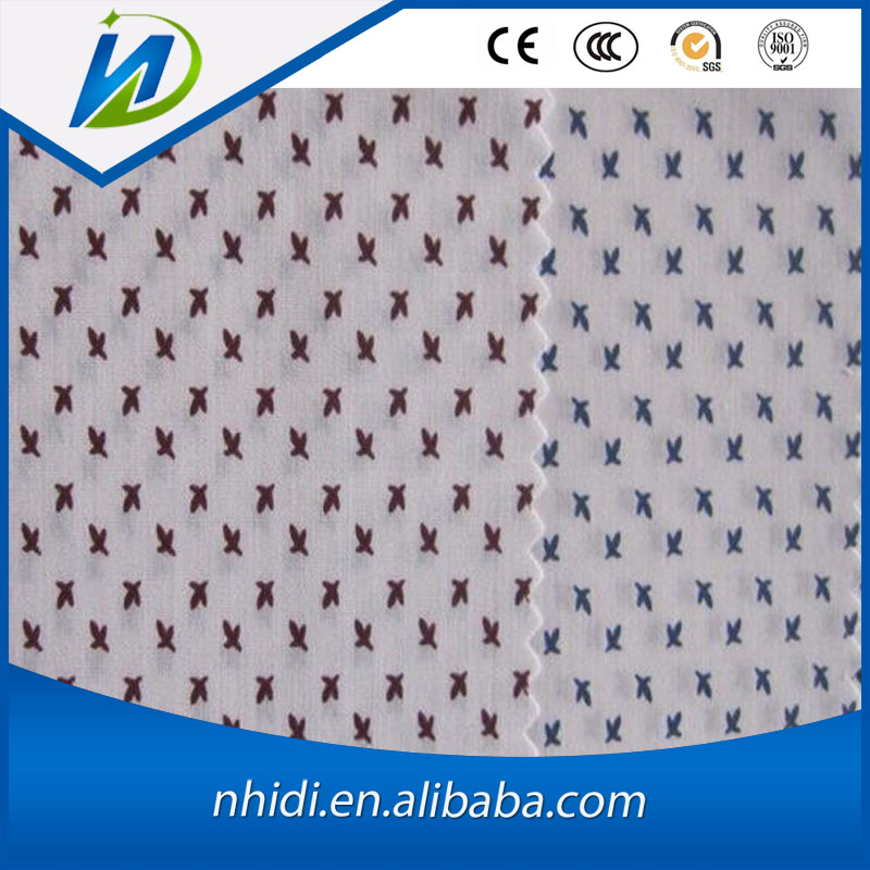china products waterproof plain bamboo fabric