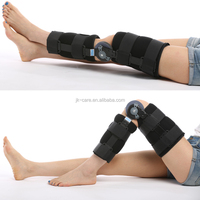 Post-operative care orthopedic leg brace knee support brace knee walker