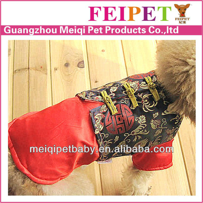china style dogs clothing classical pet wear chinese dogs clothes