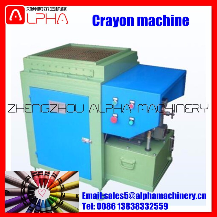 Pastels Making Machine / Oiled Chalk Making Machine / Wax Crayon Moulding Machine