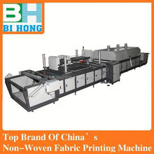 Factory selling used t-shirt auto screen printing machine