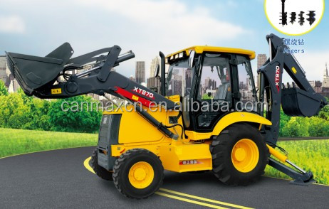 Brand new backhoe loade XT870