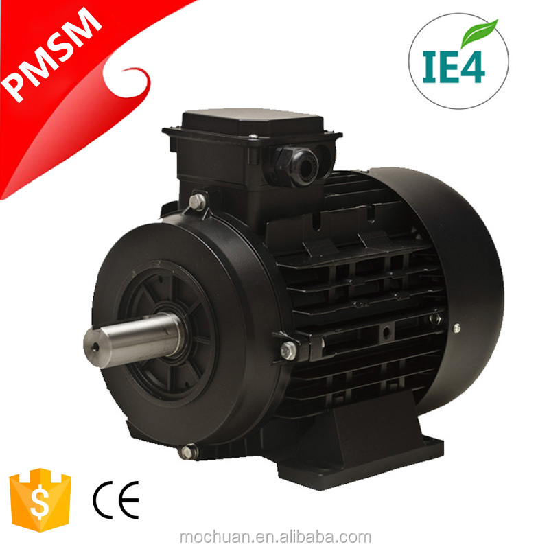 ac 3phase permanent magnet small electric 400W 0.5hp motor pump