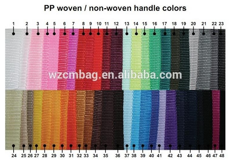Eco-friendly Metallic lamination non woven shoulder bag