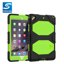 New hot universal shockproof tablet silicone stand case for iPad mini 1 2 3