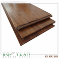 restaurant quality charcoal carbonized strand woven bamboo flooring for hot sale