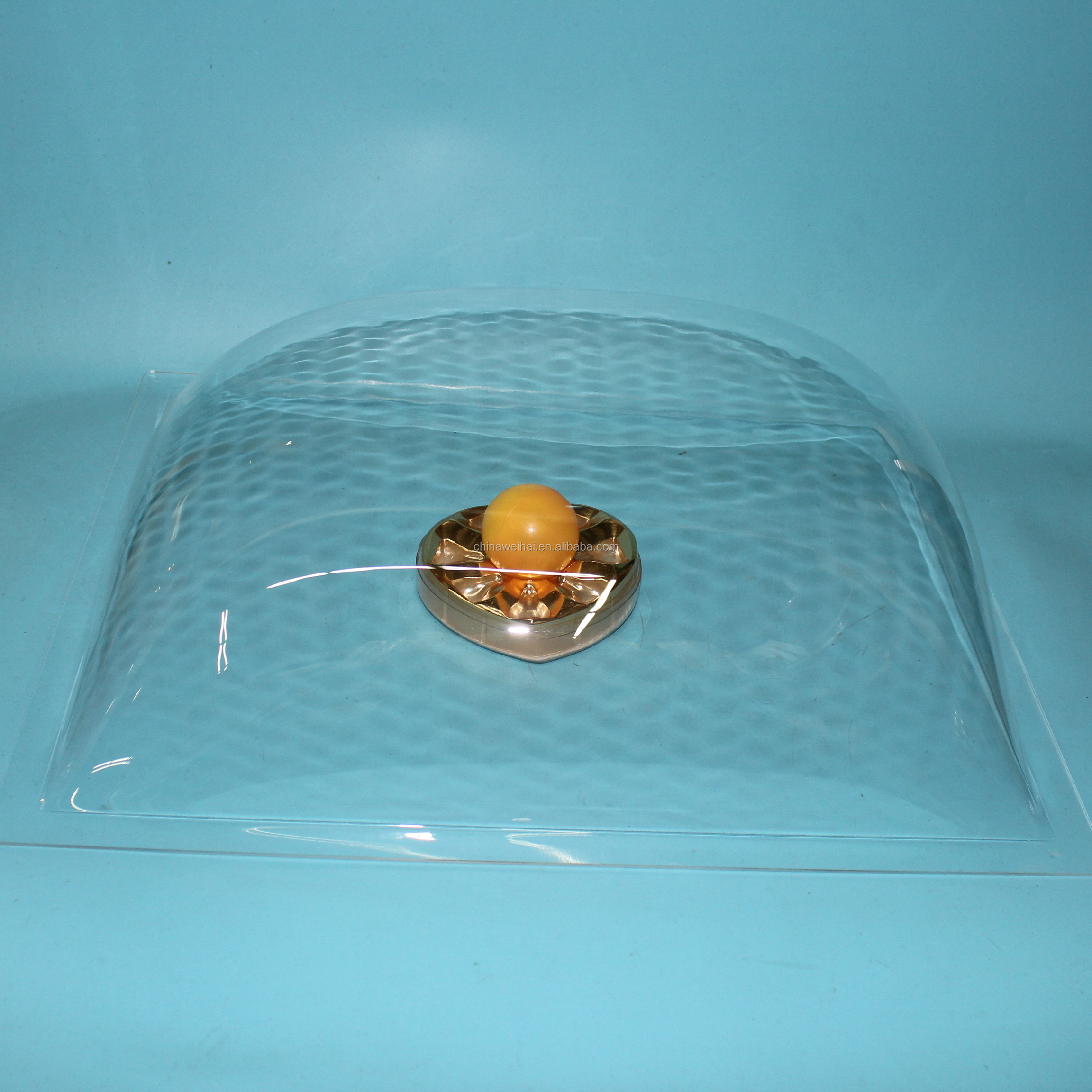Large Clear Acrylic Dome