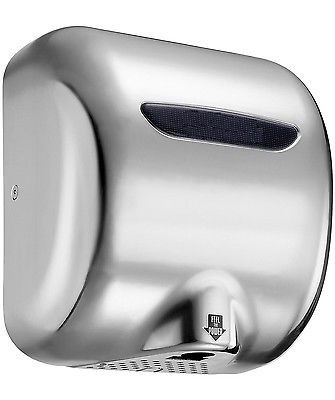new stainless steel automatic hand dryer with electricity