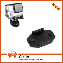Aluminium Adapter Mount for Link of Camera and Keymod Rail with Two Screws for GoPro HERO 3+/4