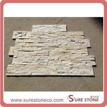 Rice White Natural Culture Stones for Exterior Wall House decorative