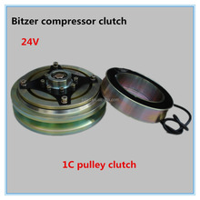 electric clutch 24v auto parts air conditioner parts bus ac spare part