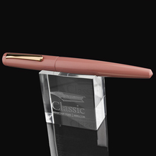 Precious Pen Adertising Desk Top Display Custom Logo Acrylic Pen Stand