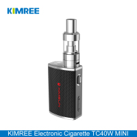 KIMREE KIMSUN new model electronic cigarette mod vaporizer e pipe TC40W MINI KIT