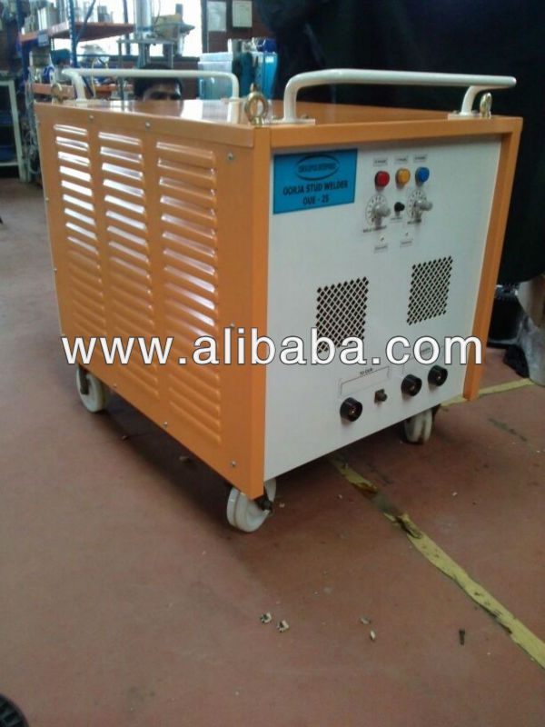 Shear Connector Studs and Stud Welding Machine