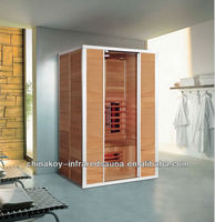 New infrared sauna cabin with sauna heater 02-K60