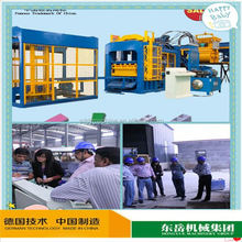 Best selling in alibaba QT4-15 used pug mill for sale price brick block machine for sale