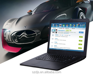 Factory 14 inch ultrabook laptop computer 4 GB DDR3 netbook