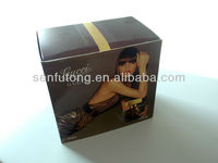 Perfume bottle packing box