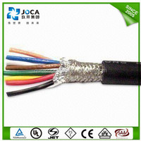 Factory E342399 UL approved 28AWG AWM USB 2.0 UL2725 cable
