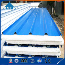 Color Steel EPS Sandwich Panel for Warehouse Project