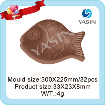 polycarbonate chocolate moulds