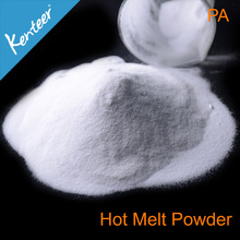 Kenteer high quality silicon hot melt powder specially for heat transfer printing