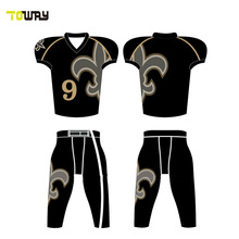 cheapes wholesale american football jersey set