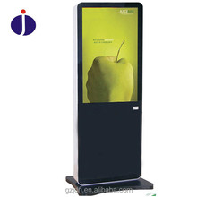 The innovation of 2017 12 months warranty touch screen photo booth, information kiosk price