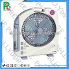 Solar Fan With LED Light Fan Solar DC Table Fan With Battery and Solar Power Made In China XTC-168