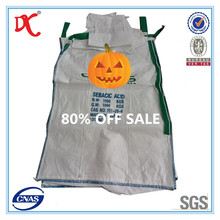 1 ton 1.5 ton Size Halloween Discounted Agriculture and Industrial Use FIBC Jumbo Bags by Test Guaranteed